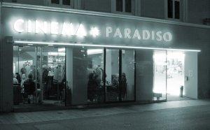 Außenansicht Cinema Paradiso