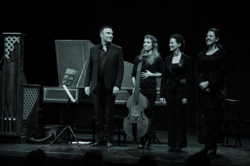 Les Paladins - Jérôme Correas (clavecin et direction), © VILLE DE LA FLÈCHE