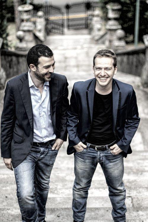 Claudio Borgianni und Vincenzo Capezzuto